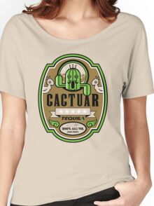 CACTUAR TEQUILA Women's Relaxed Fit T-Shirt