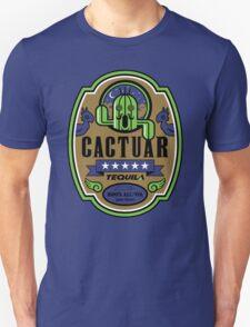 CACTUAR TEQUILA Unisex T-Shirt