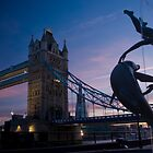 Tower Bridge, London by SwampDogPhoto
