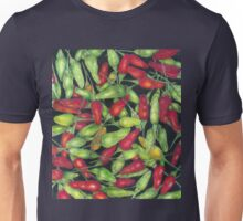 Chilly Harvest (coloured pencils) Unisex T-Shirt