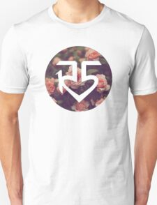 Floral R5 Logo T-Shirt