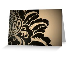 wall art Greeting Card