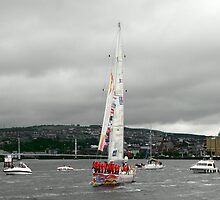 Derry Clipper Yacht  by mikequigley