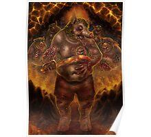 Zombie Pigman Poster
