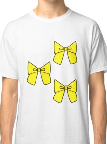 Yellow Bows to cover any holes..... Classic T-Shirt