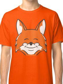 Cute Fox T Shirt Classic T-Shirt
