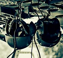 Helicopter Helmets by Agro Films