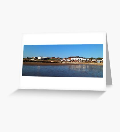 sea side  Greeting Card