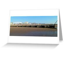 sea side 2 Greeting Card