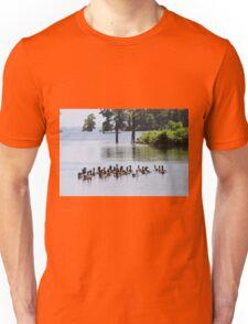 Swimming Away Unisex T-Shirt