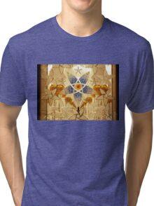 through the window Tri-blend T-Shirt