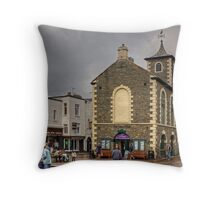 Keswick Market Square Throw Pillow