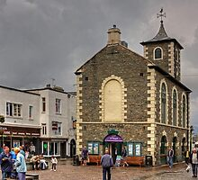 Keswick Market Square by Tom Gomez