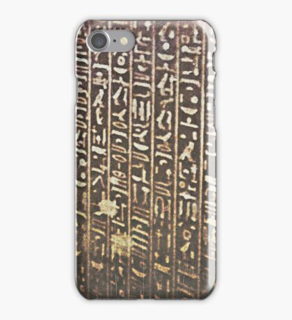 Time Keeps Dragging On iPhone Case/Skin