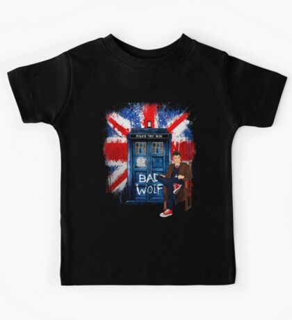 The King Of All Doctor Kids Tee