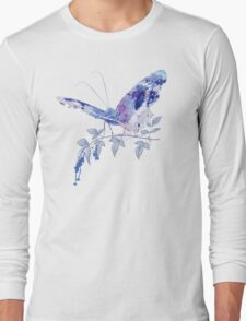 butterfly ink Long Sleeve T-Shirt
