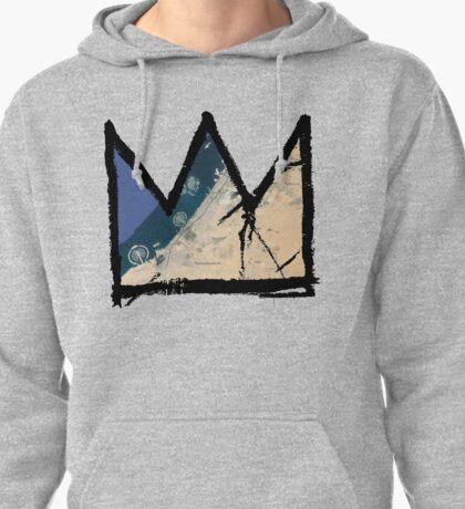 "Basquiat ""King of Dubai UAE"" Pullover Hoodie"