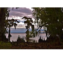 Calm Lake Photographic Print