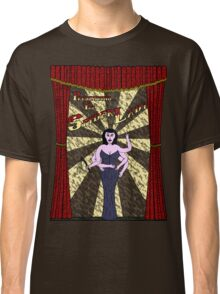 The Spider Lady Takes The Stage Classic T-Shirt