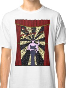 The Spider Lady Takes The Stage (Sticker) Classic T-Shirt