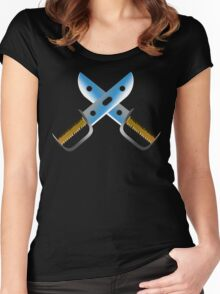 Commando 89 Women's Fitted Scoop T-Shirt