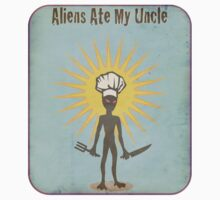 Alien Chef One by Vince Fitter