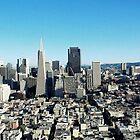 Summer day in San Francisco by ArtfulWestCoast