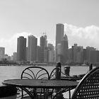 Chicago Skyline by Elizabeth Carpenter