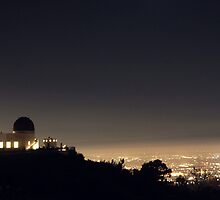 Griffith Observatory by ArtfulWestCoast
