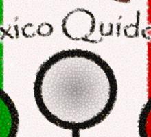 Mexico Quidditch  Sticker