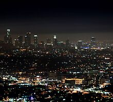 Downtown Los Angeles by ArtfulWestCoast