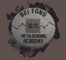 Bei Fong Metalbending Academy Kids Clothes