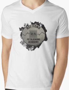 Bei Fong Metalbending Academy Mens V-Neck T-Shirt