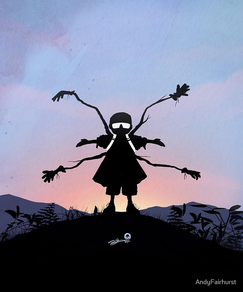 Doc Ock Kid by AndyFairhurst