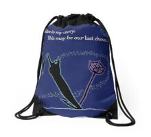 Our Story Drawstring Bag