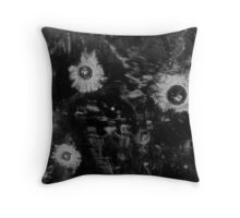 Venus Impact Craters Throw Pillow