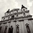 Church of St Bernard by Natalie Broome