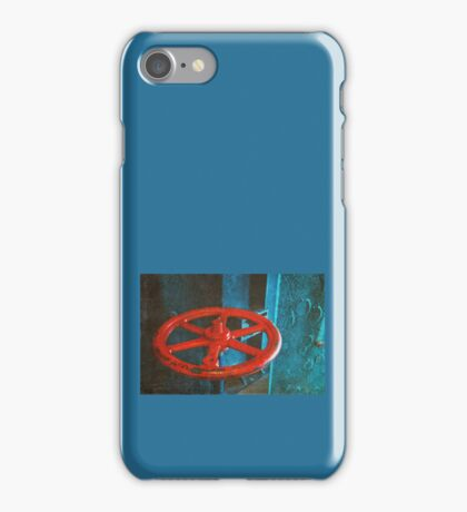 Seeing Red Again iPhone Case/Skin