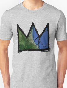 "Basquiat ""King of Gold Coast Australia"" Unisex T-Shirt"