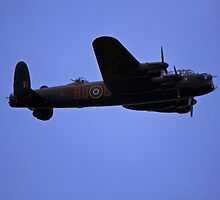 Lancaster Bomber  by yampy
