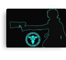 Psycho Pass Canvas Print