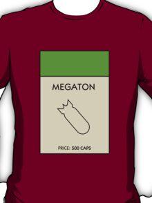 Megaton Monopoly (Fallout 3) T-Shirt