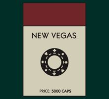 New Vegas Monopoly (Fallout New Vegas) by WalnutSoap