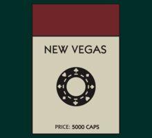 New Vegas Monopoly (Fallout New Vegas) by WalnutSoap