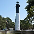Hunting Island Light House by barnsis