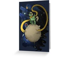 My Little Prince Greeting Card