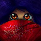 Violet by MickeySpectrum