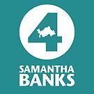4 Samantha Banks by Ross Robinson