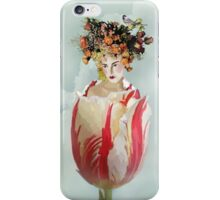 La Tulipe  iPhone Case/Skin