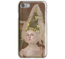 Nina (Vampire Ball)  iPhone Case/Skin